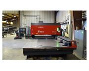 Amada LASMAC LC 2415 A2 Laser 6000 Hours before Turbo Rebuild