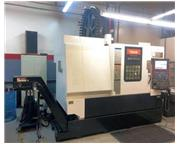 2011 Mazak VCN-510II-5X 5-Axis CNC Vertical Machining Center