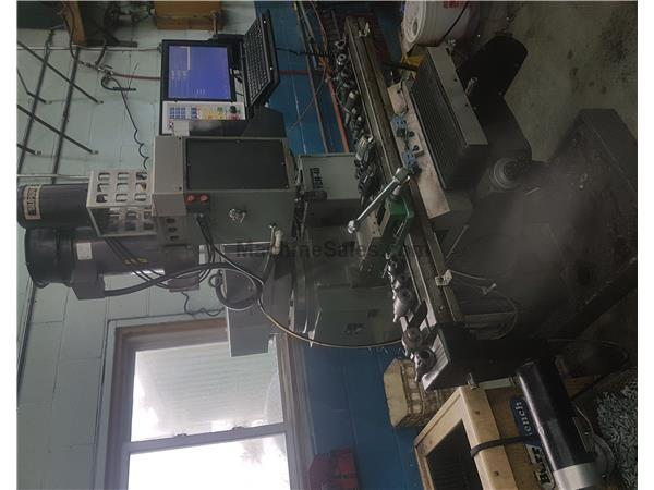 YCM Supermax CNC knee Mill 2014 Centroid Control