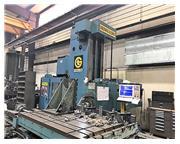 """4"""" Giddings & Lewis CNC Table Type Horizontal Boring Mill"""