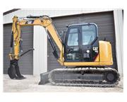 2013 CATERPILLAR 308E2CR EXCAVATOR - E7052