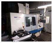 2000 Daewoo DMV-500 CNC Vertical Machining Center