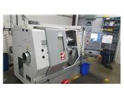 Haas SL-20T CNC Turning Center (2007):  20HP, Programmable Tailstock, Tool