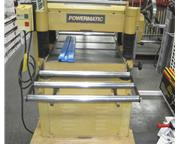"Planer 20"" 3/1 w/xtra knvs PM"