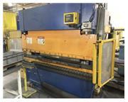 "70 Ton, LVD # PP70-20-25 , hydraulic, 8' OA, 80"" BH, Hurco Autobend 6 CNC BG, 6.6 HP,"