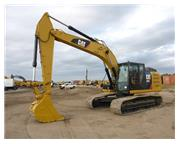 2012 CATERPILLAR 324EL W/ ENCLOSED CAB W/ A/C & HEAT COMING IN SOON - E