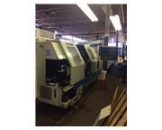 """Okuma LB 15-MW Live Tool  Sub Spindle CNC Turning Center Lathe 8"""" Chu"""