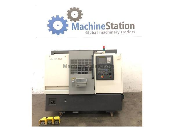 Hwacheon Cutex 160 CNC Turning Center
