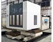 """Giddings & Lewis RT 1250 6.1"""" CNC Table Type Horizontal Boring Mil"""