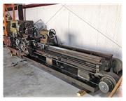 "25"" x 118.11"" Dean Smith & Grace Hollow Spindle Gap Bed Lathe"
