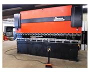 Amada HFB-170/4 187 Ton 3-Axis Down Acting Hydraulic Press Brake