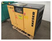 Kaeser Model AS31 Screw Type Air Compressor