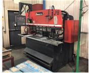 AMADA RG50 55 Ton CNC Up-Acting Hydraulic Press Brake