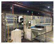 Strippit/LVD 4000 Watt Impuls 125-31 CNC Laser Cutting System
