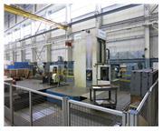 Union PCR 150 CNC Ram/Floor Type HBM, 50HP, w/Siemens 840D CNC