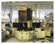 "Giddings & Lewis 60"" / 72"" CNC VBM, 75HP, w/G&L 8000B CNC Control,"