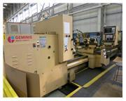 Geminis CNC Lathe, 40HP, 0-1400 RPM, Fagor CNC Control