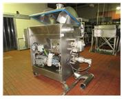 Stainless Steel Continuous Vacuum Stuffer,