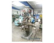 "Bridgeport # SERIES-I , 9"" x 42"" table, 2 HP, 30"" X,12"" Y,16"" Z,"