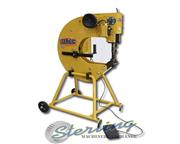 "Baileigh # PH-19 , 16 ga., reciprocating power hammer, 19"" thr, quick release handle,"