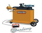 "3"" Baileigh # RDB-325 , prog. rotary draw bender, computer prog., portable, 11/220 V."