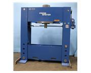 "200 Ton 20"" Stroke Pressmaster HFP-200 H-FRAME HYDRAULIC PRESS"