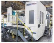 "80"" X Axis 51"" Y Axis Kitamura Mycenter HX1000i HORZ MACHINING CENTER, Full 4th,"