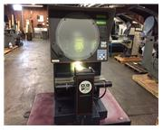 "14"" Screen OGP TOP BENCH, NEW 1997, DRO w/PROG. GEO FUNCT. OPTICAL COMPARATOR"