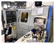 Hardinge Elite 27MS CNC LATHE, Fanuc 18iTB, Live Tool, Subspndl, Parts Catch