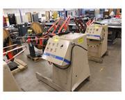 """2500Lb Cap. 12"""" Width Press Room Eqpt PR-122500-DC UNCOILER, Motorized"""