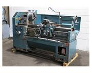 """20"""" Swing 40"""" Centers Victor S2040G ENGINE LATHE, Inch/Metric, Gap, 3-Jaw, 3&quo"""