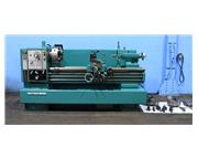 "21"" Swing 60"" Centers Harrison M500 ENGINE LATHE, Inch/Metric,Taper,3-""Hole"