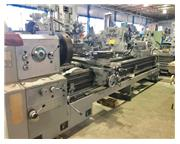 "30"" Swing 120"" Centers Mazak HD 30-120 ENGINE LATHE, Inch/metric, Taper, 4-Jaw,"