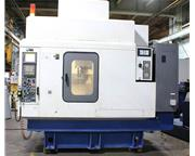 "20"" X Axis 12"" Y Axis Supermax TCV-51A VERTICAL MACHINING CENTER, Fanuc MXP-100i"
