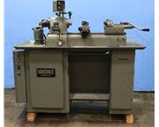 "9"" Swing Hardinge DSM-59 SECOND OP LATHE, Vari-Speed,5C-Collet,Cross Slide,Coolant"
