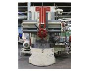 "42"" Table 54"" Swing Bullard 42""CUTMASTER VERTICAL BORING MILL, Turret  Side"