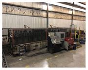 28 Stand, Bradbury # 420 , double high siding panel rollformer, 200 FPM, 1998, #8334JVPomo