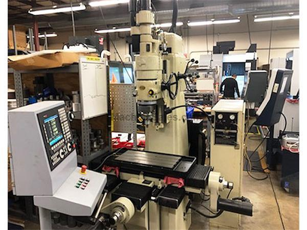 3081, Moore, G18 8400CP, CNC w/Fagor Retrofitted Control (2016), 1988