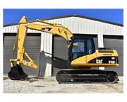 2008 CATERPILLAR 315DL W/ MANUAL THUMB & PATTERN CHANGER - W6970