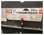 4'' Rhino Thenberger Pipe Threader