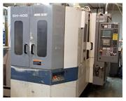 Mori-Seiki SH-400, Under Power, 1997