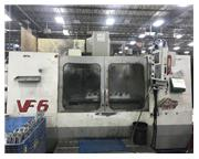 2000 Haas VF-6/40 CNC Vertical Machining Center