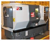 HAAS ST-20 CNC Turning Center with Live Milling