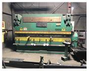 1998 Accurpress 12' x 250 Ton Hydraulic Press Brake