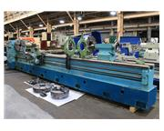 "28"" Swing 240"" Centers Timemaster SUPER M 350/6000 ENGINE LATHE, Inch/Metric,Gap"