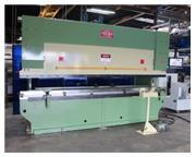 """120 Ton, Chicago # HPB-11040 , CNC hydraulic, 13' OA, 11'3"""" BH, 8"""" str, 12"""""""