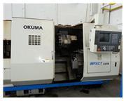 OKUMA Impact LU25 4-Axis CNC Lathe