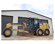 2012 CATERPILLAR 140M2 VHP W/ ENCOLOSED CAB W/ A/C & HEAT - E7069
