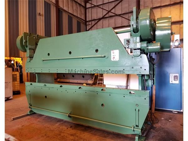Wysong Mechanical Press Brake