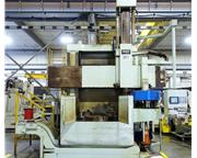 "FEMCO WVL-12 49"" CNC Vertical Boring Mill"